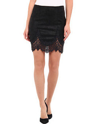 For Love And Lemons Giddy Up Skirt