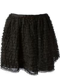 Lace mini skirt medium 60406