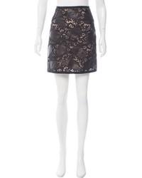 3.1 Phillip Lim Lace Mini Skirt