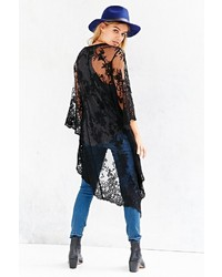 Kimchi & Blue Kimchi Blue Lace Overlay Cardigan Sweater | Where to ...