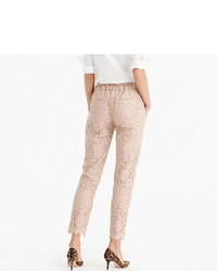 784fc5fc $110, J.Crew Easy Pant In Lace