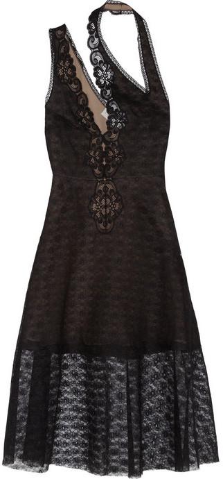 Stella Mccartney Stella Mccartney Caroline Cutout Lace Dress Where