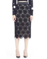 Dolce & Gabbana Dolcegabbana Macram Lace Skirt