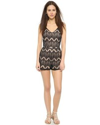 6 Shore Road By Pooja Colonial Lace Romper