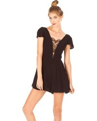 Keepsake Dont Hold Back Playsuit