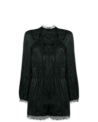 Pinko Lace Cut Out Playsuit