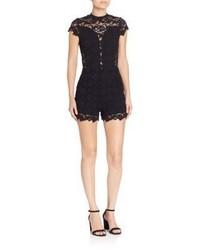 Nightcap Clothing Marais Lace Romper