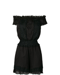 Charo Ruiz Off Shoulder Playsuit