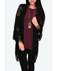 Gothic Lace Shawl