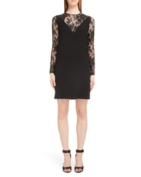 Givenchy Lace Illusion Dress