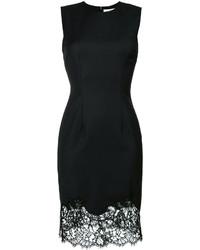 Givenchy Lace Trim Shift Dress