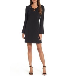 MICHAEL Michael Kors Michl Michl Kors Grommet Lace Shift Dress