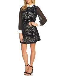 CeCe Lace Shirtdress