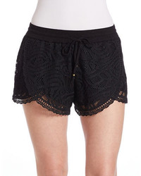 GUESS April Lace Shorts