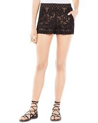 BCBGMAXAZRIA Lilli Lace Shorts