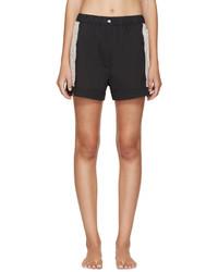 Black lace inset museletta shorts medium 672839