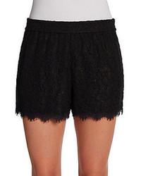 Diane von Furstenberg Benan Lace Shorts