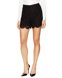 Dolce & Gabbana Cotton Scalloped Lace Short