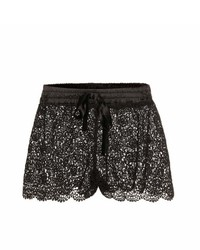 For Restless Sleepers Lace Shorts
