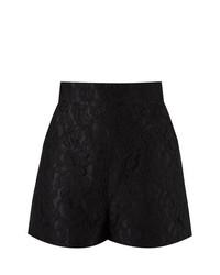 High waist lace shorts medium 7586738