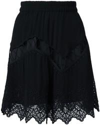 IRO Lace Hem Shorts