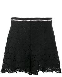 Zimmermann Lace Detail Shorts