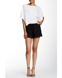Lily White Lace Short