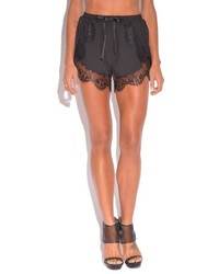 Rhythm Of Grace Niki Lace Shorts