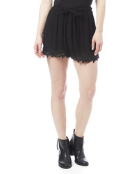 Twist Vanity Lace Shorts