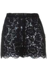 Valentino Heavy Lace Shorts