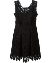 Ermanno Scervino Lace Flared Dress