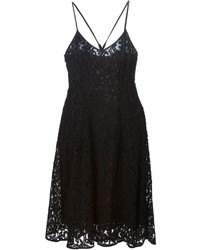 MICHAEL Michael Kors Michl Michl Kors Flared Lace Dress