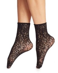 Wolford Small Lace Anklet Socks