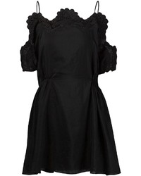 Thakoon Addition Lace Detail Camisole Dress