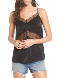 Lace trim camisole medium 5035348