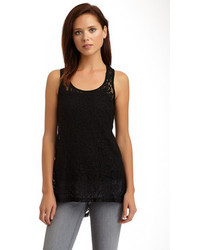 Love On A Hanger Lace Layering Tank