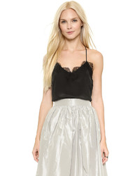 One by cami nyc lace racer camisole medium 417541