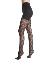 Spanx Lovely Lace Control Top Tights
