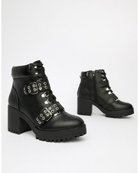 Truffle Collection Ed Ankle Boots