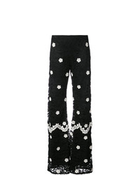 Alexis Lace Wide Leg Trousers