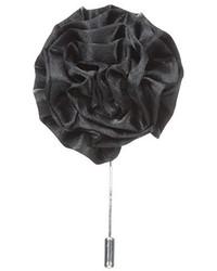 Stacy Adams Flower Lapel Pin
