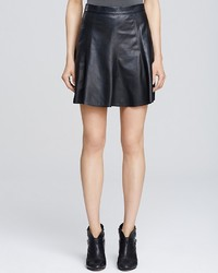 Rag and Bone Rag Bonejean Suki Leather Skirt