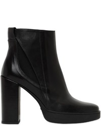 Tod's 105mm Leather Ankle Boots