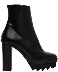 Stella McCartney 120mm Faux Leather Ankle Boots