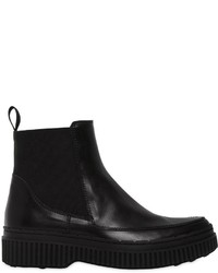 Tod's 40mm Leather Ankle Boots