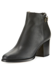 Jimmy Choo 65mm Method Leather Bootie