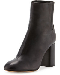 Rag & Bone Agnes Leather Ankle Boot Black