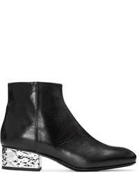 MCQ Alexander Ueen Black Shacklewell Boots