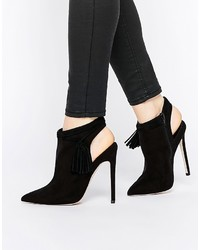 Asos Collection Eugenie Pointed Ankle Boots