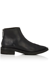 Marsèll Back Zip Ankle Boots